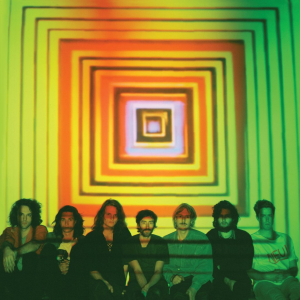 King Gizzard & The Lizard Wizard - Float Along,Fill Your Lungs (Yellow i gruppen VINYL / Rock hos Bengans Skivbutik AB (3466525)