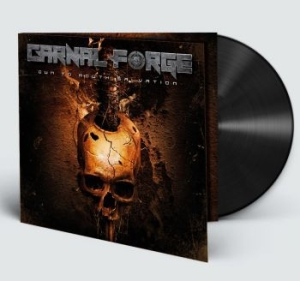 Carnal Forge - Gun To Mouth Salvation (Black Vinyl i gruppen VINYL / Vinyl Hårdrock hos Bengans Skivbutik AB (3469502)