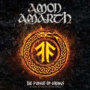 Amon Amarth - The Pursuit Of Vikings: 25 Years In i gruppen Julspecial19 hos Bengans Skivbutik AB (3470663)