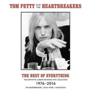 Petty Tom & The Heartbreakers - Best Of Everything 1976-2016 (4Lp) i gruppen Minishops / Tom Petty hos Bengans Skivbutik AB (3471390)