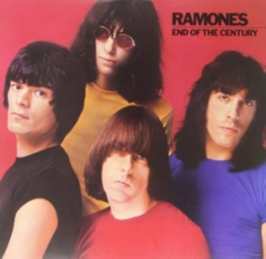 Ramones - End Of The Century i gruppen VINYL / Rock hos Bengans Skivbutik AB (3476932)