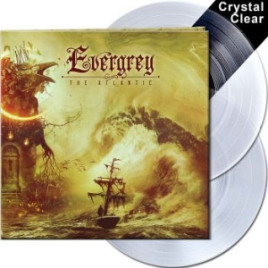 Evergrey - Atlantic The (2 Lp Crystal Clear Vi i gruppen Minishops / Evergrey hos Bengans Skivbutik AB (3478173)