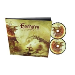 Evergrey - Atlantic The (Artbook Cd + Dvd) i gruppen Minishops / Evergrey hos Bengans Skivbutik AB (3478177)