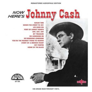 Cash Johnny - Now Here's Jhonny Cash i gruppen VINYL / Country hos Bengans Skivbutik AB (3492228)