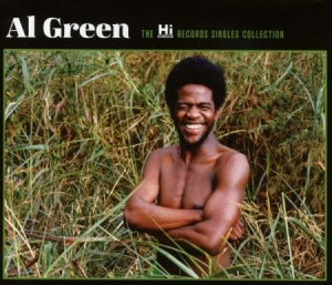 Al Green - Hi Records Singles Collection i gruppen CD / CD RnB-Hiphop-Soul hos Bengans Skivbutik AB (3492805)