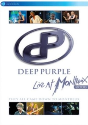 Deep Purple - They All Came Down To Montreux i gruppen Minishops / Deep Purple hos Bengans Skivbutik AB (3493449)