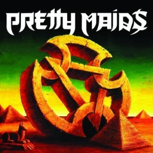 Pretty Maids - Anything Worth Doing Is Worth Overd i gruppen Kampanjer / Veckans Släpp / Vecka 8 / Metal hos Bengans Skivbutik AB (3495332)