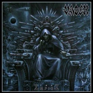 Vader - Empire The i gruppen CD / Hårdrock/ Heavy metal hos Bengans Skivbutik AB (3498195)