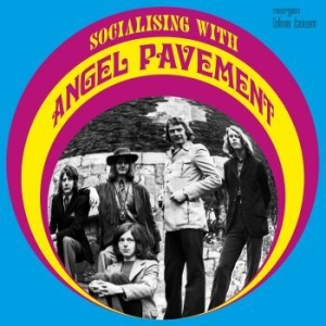 Angel Pavemant - Socialising With Angel Pavement (Lp i gruppen Kampanjer / Record Store Day / RSD2019 hos Bengans Skivbutik AB (3513355)
