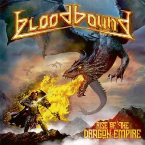 Bloodbound - Rise Of The Dragon Empire (Orange V i gruppen Kampanjer / Veckans Släpp / Vecka 12 / VINYL Vecka 12 / METAL hos Bengans Skivbutik AB (3514687)