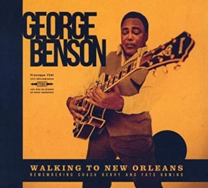 George Benson - Walking To New Orleans i gruppen Kampanjer / BlackFriday2020 hos Bengans Skivbutik AB (3531361)