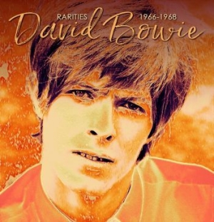 Bowie David - Rarities 1966-68 i gruppen CD / Pop hos Bengans Skivbutik AB (3533156)