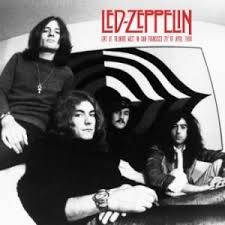 Led Zeppelin - Live At Fillmore West 24 April 1969 i gruppen Kampanjer / Record Store Day / RECORD STORE DAY 2020 REA hos Bengans Skivbutik AB (3542032)