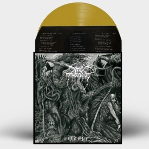 Darkthrone - Old Star (Gold Vinyl) Exclusive Swe i gruppen VINYL / Nyheter / Hårdrock/ Heavy metal hos Bengans Skivbutik AB (3545957)