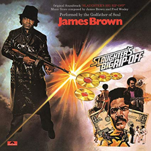 Brown James - Slaughter's Big Rip-Off - Ost (Ltd i gruppen VINYL / Vinyl Soul hos Bengans Skivbutik AB (3553333)