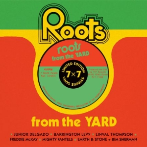 Roots From The Yard - Various i gruppen Kampanjer / Record Store Day / RSD2019-SALE hos Bengans Skivbutik AB (3555815)