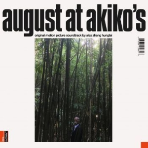Hungtai Alex Zhang - August At Akiko's: Original Motion i gruppen Kampanjer / Record Store Day / RSD2019 hos Bengans Skivbutik AB (3555828)