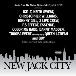 Various artists - New Jack City Ost i gruppen Kampanjer / Record Store Day / RSD2019 hos Bengans Skivbutik AB (3555840)