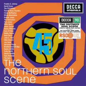 Various artists - The Northern Soul Scene i gruppen Kampanjer / Record Store Day / RSD2019 hos Bengans Skivbutik AB (3555905)