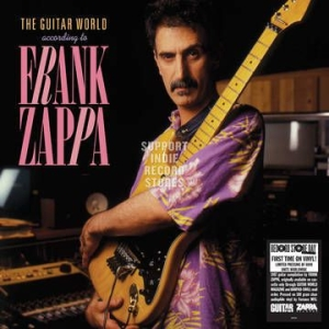Frank Zappa - The Guitar World According To Frank Zappa i gruppen Kampanjer / Record Store Day / RSD2019-SALE hos Bengans Skivbutik AB (3556181)