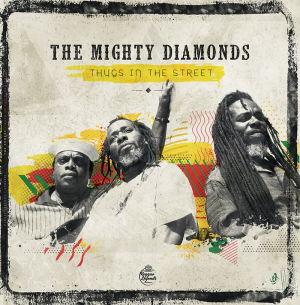 Mighty Diamonds - Thugs In The Street i gruppen Kampanjer / Record Store Day / RSD2019-SALE hos Bengans Skivbutik AB (3556215)