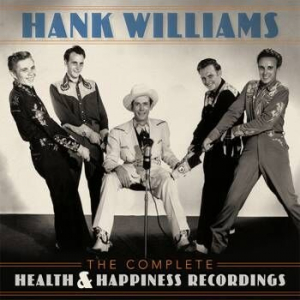 Hank Williams - The Complete Health & Happines i gruppen Kampanjer / Record Store Day / RSD2019 hos Bengans Skivbutik AB (3556238)