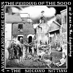 Crass - Feeding Of The Five Thousand (The S i gruppen Julspecial19 hos Bengans Skivbutik AB (3556732)