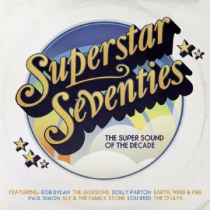 Various artists - Superstar Seventies - The super sound of the decade i gruppen CD / Pop hos Bengans Skivbutik AB (3564294)