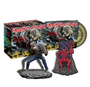 Iron Maiden - The Number Of The Beast (Ltd. i gruppen CD / CD Hårdrock hos Bengans Skivbutik AB (3564771)