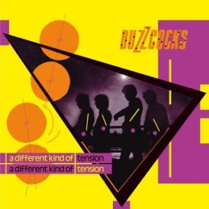 Buzzcocks - A Different Kind Of Tension (Yellow i gruppen VINYL / Vinyl Punk hos Bengans Skivbutik AB (3566133)