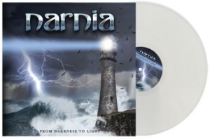 Narnia - From Darkness To Light (White Vinyl i gruppen VINYL / Hårdrock/ Heavy metal hos Bengans Skivbutik AB (3568119)