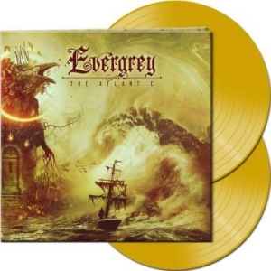 Evergrey - Atlantic The (2 Lp Yellow Vinyl) Sw i gruppen Julspecial19 hos Bengans Skivbutik AB (3578126)