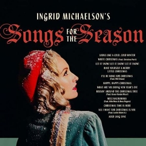 Ingrid Michaelson - Songs For The Season i gruppen CD hos Bengans Skivbutik AB (3585947)