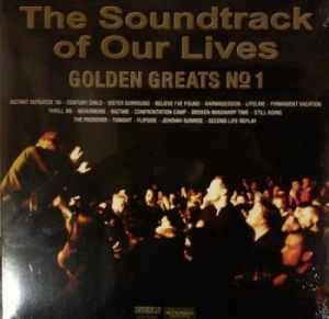 Soundtrack Of Our Lives - Golden Greats No1 (Svart Vinyl) i gruppen Kampanjer / Vinylkampanjer / Utgående katalog Del 2 hos Bengans Skivbutik AB (3586501)