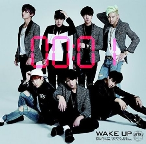 BTS - Wake Up (Japan - Import) i gruppen Kampanjer / K Pop hos Bengans Skivbutik AB (3594620)