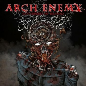 Arch Enemy - Covered In Blood i gruppen CD / Svenska Artister På CD hos Bengans Skivbutik AB (3595071)