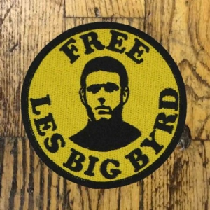 Les Big Byrd - Free Les Big Byrd Patch i gruppen Labels / Drella hos Bengans Skivbutik AB (3596889)