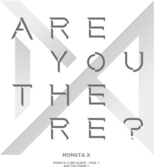 Monsta X - Take.1 Are You There i gruppen Kampanjer / K Pop hos Bengans Skivbutik AB (3613651)