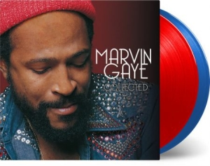 Marvin Gaye - Collected (2LP Colored Vinyl) i gruppen VINYL / Vinyl Soul hos Bengans Skivbutik AB (3621744)