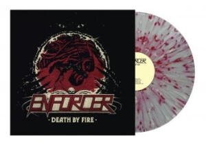 Enforcer - Death By Fire i gruppen BF2019 hos Bengans Skivbutik AB (3623488)