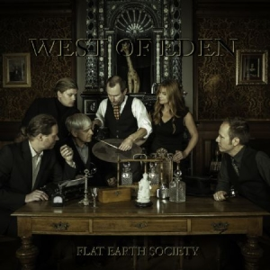 West Of Eden - Flat Earth Society i gruppen West Of Music hos Bengans Skivbutik AB (3624737)