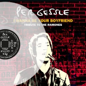Per Gessle - I wanna be your boyfriend tribute to the Ramones clear Vinyl i gruppen VINYL / Exklusiva Releaser hos Bengans Skivbutik AB (3633013)