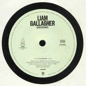 Liam Gallagher - Shockwave (Ltd. 7