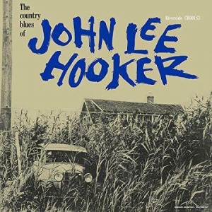Hooker John Lee - Country Blues Of J L Hooker (Vinyl) i gruppen VINYL / Jazz/Blues hos Bengans Skivbutik AB (3638329)