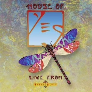 Yes - House Of Yes-Live From The House i gruppen CD / Rock hos Bengans Skivbutik AB (3639620)