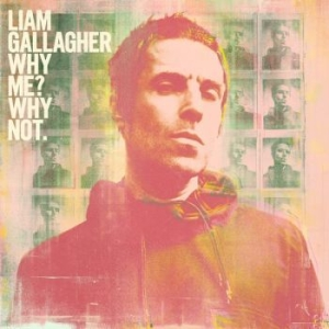 Liam Gallagher - Why Me? Why Not.(Cd Deluxe) i gruppen Kampanjer / BlackFriday2020 hos Bengans Skivbutik AB (3642181)