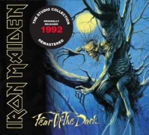 Iron Maiden - Fear Of The Dark i gruppen BF2019 hos Bengans Skivbutik AB (3645658)