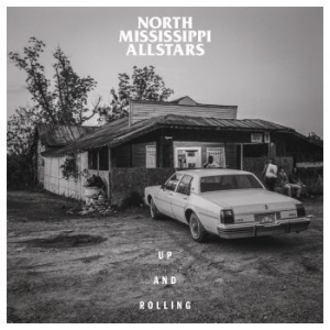 North Mississippi Allstars - Up And Rolling i gruppen CD / Jazz/Blues hos Bengans Skivbutik AB (3650554)