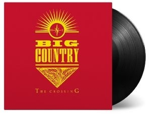 Big Country - Crossing (Expanded) -Hq- i gruppen Kampanjer / Music On Vinyl Kampanj hos Bengans Skivbutik AB (3653264)