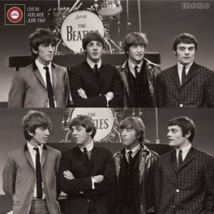 Beatles - Live In Adelaide June 12Th 1964 i gruppen VINYL / Kommande / Pop hos Bengans Skivbutik AB (3654277)